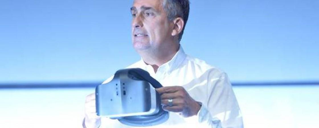 英特尔发布Alloy混合现实头盔:不要手柄也不要线缆