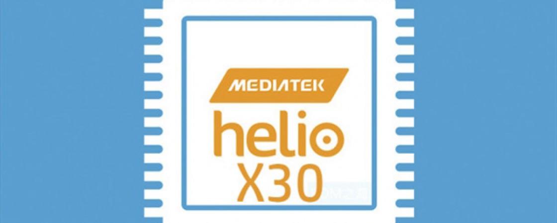 PK骁龙820,联发科10nm三架构十核Helio X30发布