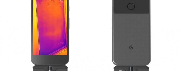 第三代FLIR One相机发布:手机实现热成像