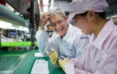 iPhone 7销量萎靡拖累富士康,25年来首次出现营收下滑