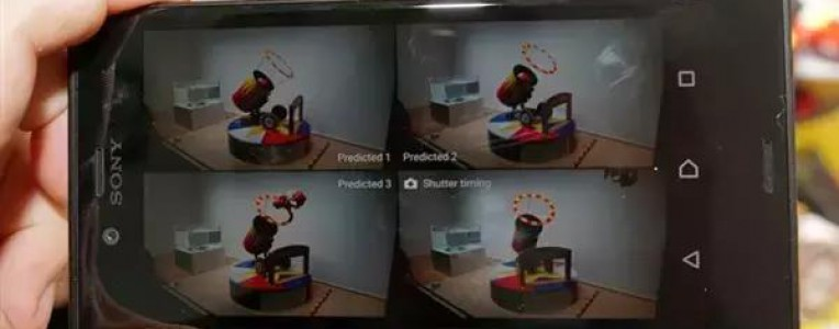 索尼展示全新拍照黑科技: 把内存塞进了CMOS,可拍摄1000fps全高清视频