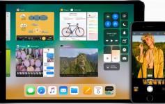 为拯救iPad,苹果iOS 11 for iPad迎来史上最大升级:支持文件管理器+拖拽