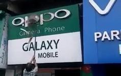 印度政府拆除中国手机品牌广告:OPPO/vivo线下战略遭遇重挫!
