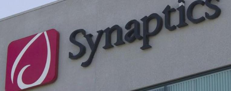 Synaptics宣布屏下指纹传感器已获一家顶级大厂采用,年底大规模量产