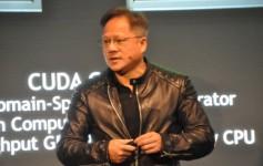 黄仁勋 : GPU自主运算时代来临,深度学习将延续摩尔定律