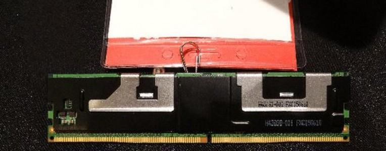 Intel宣布3D XPoint内存明年推出:单条512GB起