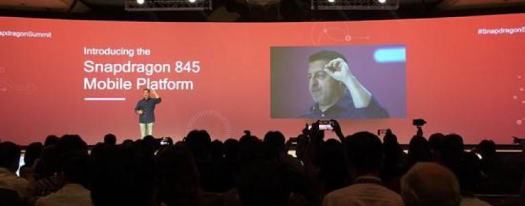 高通正式公布移动芯片骁龙845,将由三星代工