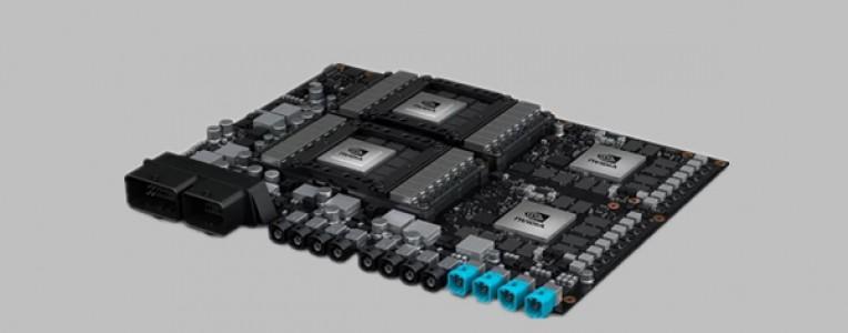 英伟达推出自动驾驶平台专用SOC:集成超90亿个晶体管