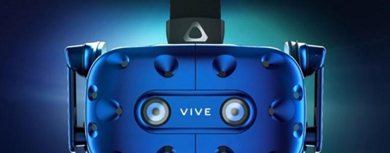HTC宣布推出新一代头戴VR设备Vive Pro