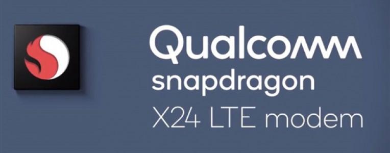 高通发布骁龙X24 LTE modem:7nm工艺,下载速率高达2Gbps!