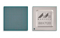 Marvell发布全球首款400GbE以太网芯片Alaska 88X7120