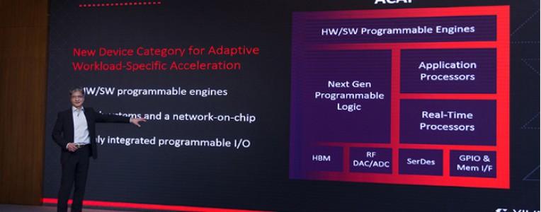 Xilinx推出革命性的新型自适应计算产品ACAP