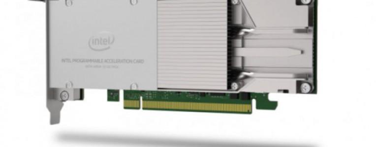 收购Altera近三年之后,英特尔的FPGA产品终于开始大规模商用