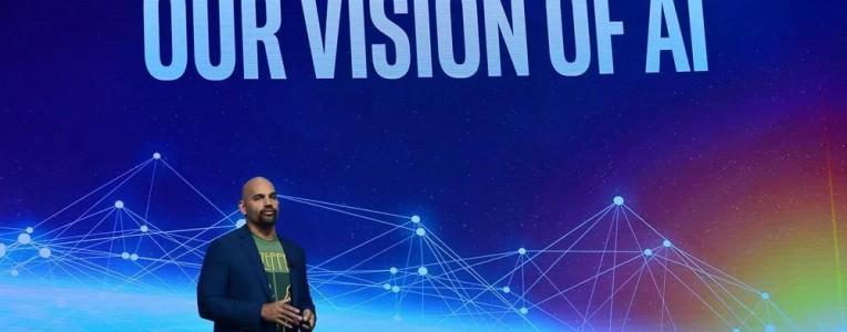 英特尔AI大会:发布新一代AI芯片及软件工具