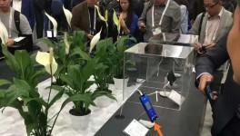 印象科技携手京东方展示首款800dip屏下指纹方案