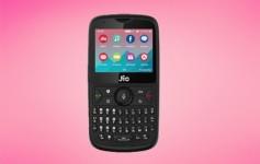 谷歌背书操作系统:全键盘4G功能机JioPhone 2发布