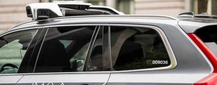 Uber无人驾驶汽车恢复测试,但目前只能启用人工模式