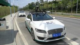 景驰科技L4级无人驾驶汽车试乘:稳如老司机!计划年底推向商用!