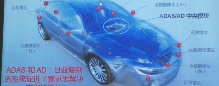赛灵思发力ADAS/自动驾驶市场,收购深鉴科技只是一个开始!
