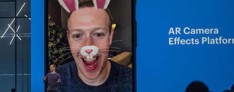 Facebook招聘启事显示:或将自主开发AR芯片