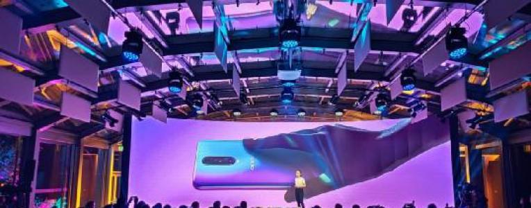 OPPO在欧洲发布新机R17系列,将在英国伦敦建设计中心