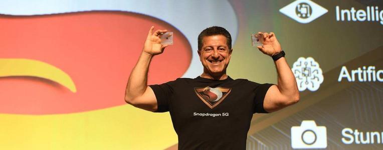 高通骁龙855发布:AI性能提升3倍,支持5G!