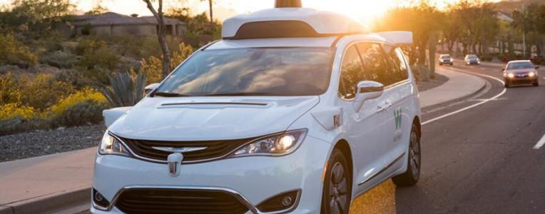 谷歌无人驾驶部门Waymo宣布完成1000万英里路测