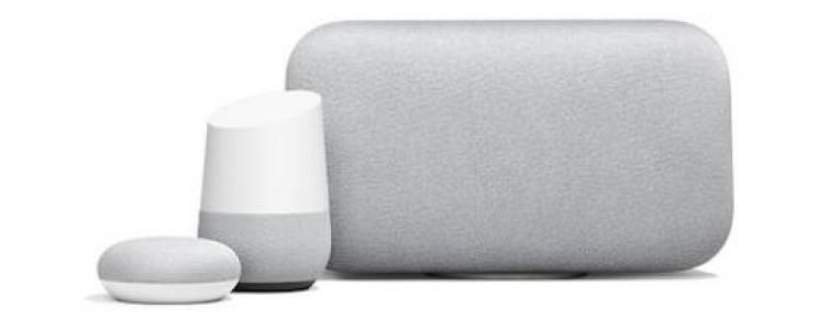 传谷歌将推带屏幕智能音箱,计划首批出货300万台
