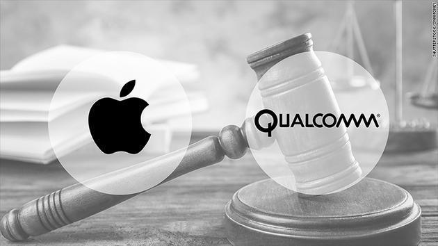 专利大战升级,高通起诉富士康等4家苹果代工厂!-芯智讯
