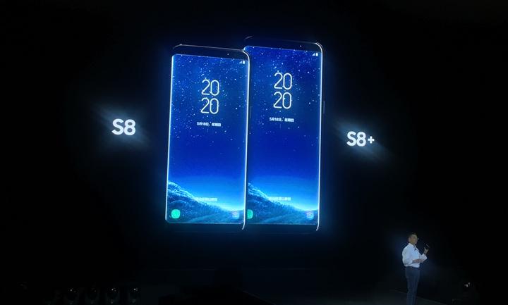 国行版Galaxy S8/S8+发布:5688元起-芯智讯