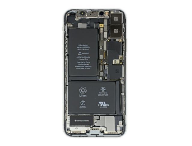 苹果iphone x最强拆解:slp装载板技术加持,内部结构更加复杂!