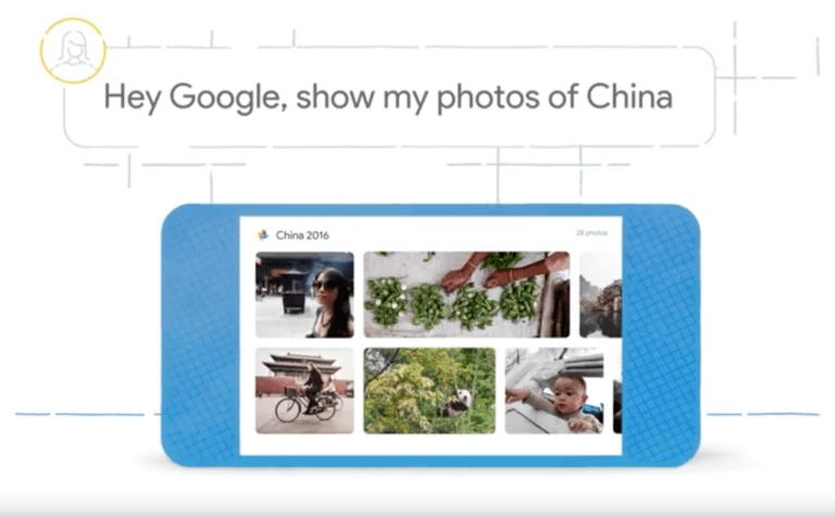 CES2018:一大波Google Smart Display即将袭来,结合屏幕、语音操作的智能音响-芯智讯
