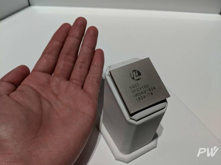 华为发布5G多模芯片Balong5000,下行速率最高可达6.5Gbps!-芯智讯