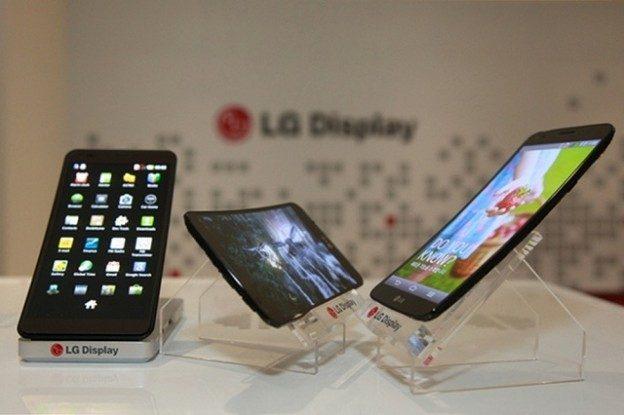 LG Display突破三星垄断,首次供应华为高端手机OLED面板-芯智讯