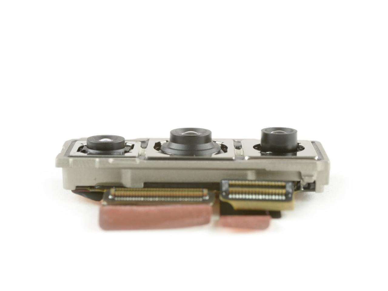 """华为P20 Pro拆解:3颗""""徕卡""""认证摄像头里藏着什么?-芯智讯"""