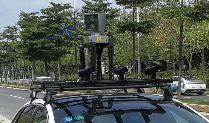 景驰科技L4级无人驾驶汽车试乘:稳如老司机!计划年底推向商用!-芯智讯