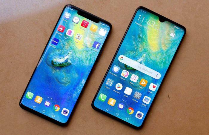 华为宣布2018年手机出货量已突破2亿台!P20系列超1600万台!明年出货目标2.3-2.5亿!-芯智讯