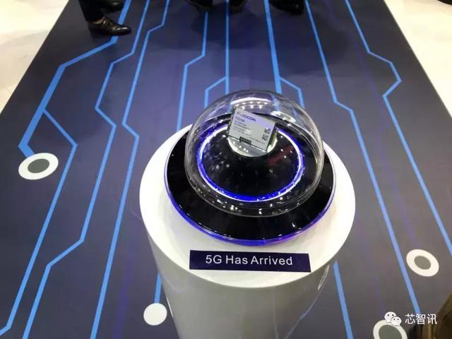 广和通联合英特尔发布全球版本5G通信模组:基于英特尔最新5G基带芯片XMM8160-芯智讯