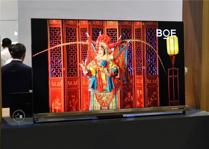 京东方展出Micro-OLED屏:0.39英寸,全球最高5644 PPI-芯智讯