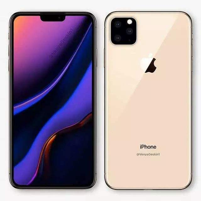"""采用前置屏下摄像头?传明年新款iPhone或将抛弃""""刘海屏""""-芯智讯"""