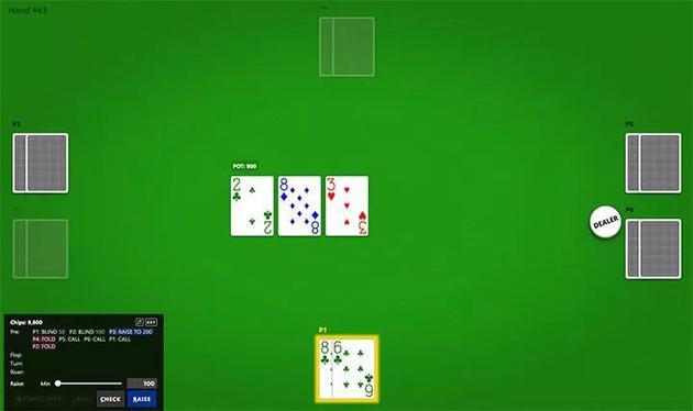 AI攻陷多人德州扑克:每小时可赢1000刀,训练成本仅150美元-芯智讯