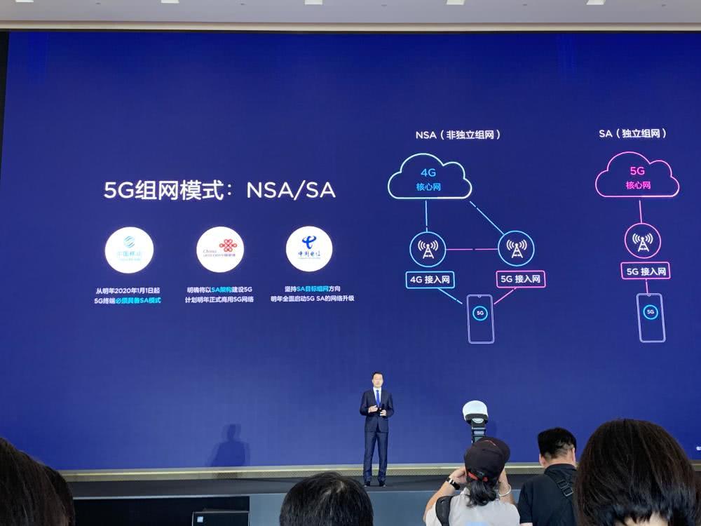 华为首款5G手机Mate20 X 5G版发布:支持SA/NSA,定价6199元-芯智讯