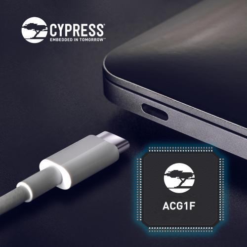 赛普拉斯针对PC的海量细分市场推出USB-C控制器-芯智讯
