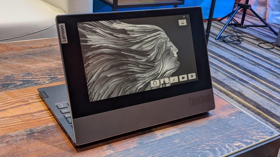 联想发布折叠屏笔记本:售价2499美元,今年中上市-芯智讯