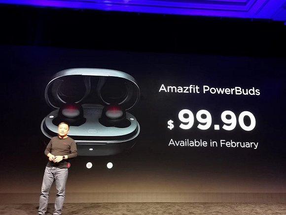 华米首款TWS耳机Amazfit PowerBuds发布,支持心率监测-芯智讯
