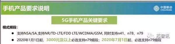 """""""真假5G""""之争再起:不支持N79频段就是""""假5G""""?-芯智讯"""