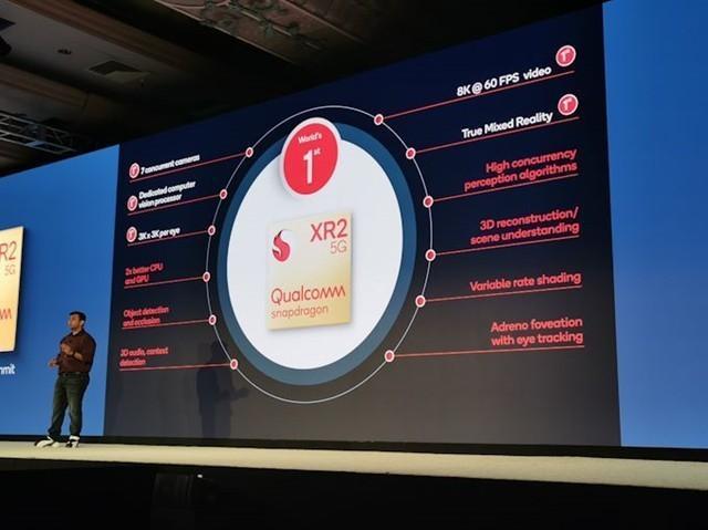 高通推出针对头显的骁龙XR2参考设计-芯智讯