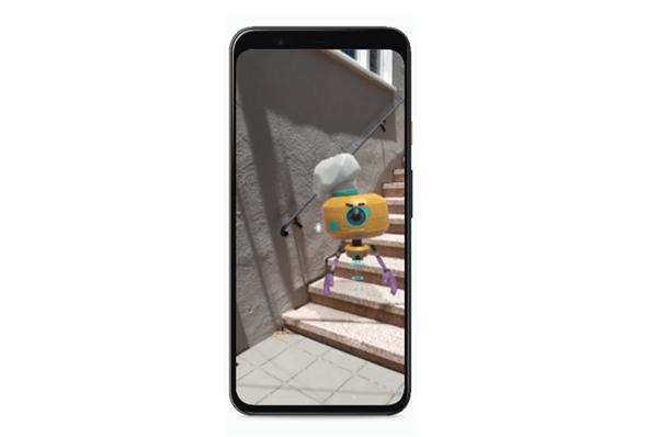 谷歌发布全新AR技术,单摄像头即可实现AR景深感应-芯智讯