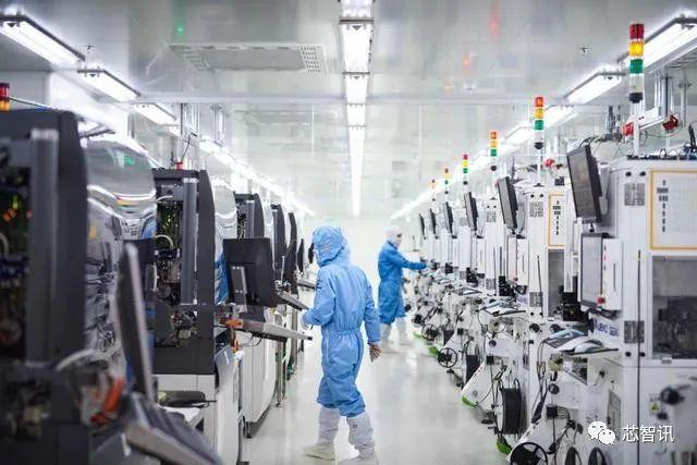 闻泰科技:安世半导体2021年一季度营收超5亿美元,同比增长50.38%-芯智讯