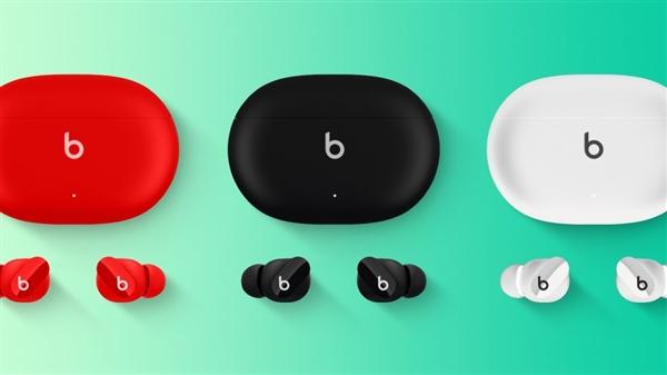 苹果发布Beats Studio Buds真无线降噪耳机:定价1099元-芯智讯